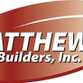Matthews Builders, Inc. logo
