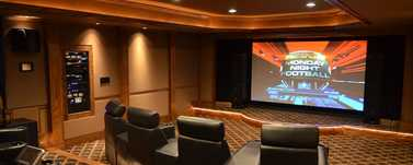 Home Theaters by Atlanta Audio & Automation