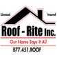 Roof Rite Inc logo