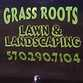 Grass Roots Lawn and Landscaping logo
