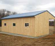 Sheds by Shirk Pole Buildings LLC