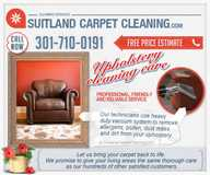 Work by Suitland Carpet Cleaning