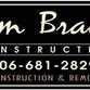 Rem Brady Construction logo