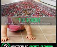 Work by Centreville Carpet Cleaning