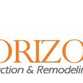 Horizon Construction And Remodeling Inc logo