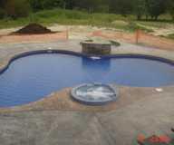 Work by Phoenix Pools & Waterfalls, Inc.