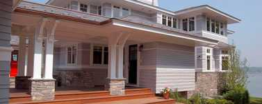 Custom Home Design by SMOOK Architecture & Urban Design, Inc.