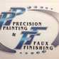 Precision Painting & Faux Finishing logo