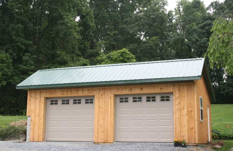 Shirk Pole Buildings LLC Garages