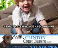 Work by Clinton Carpet Cleaning Services
