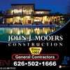 John Joseph Mooers Construction logo