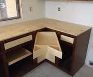 Work by Custom Woodwork Specialties Inc