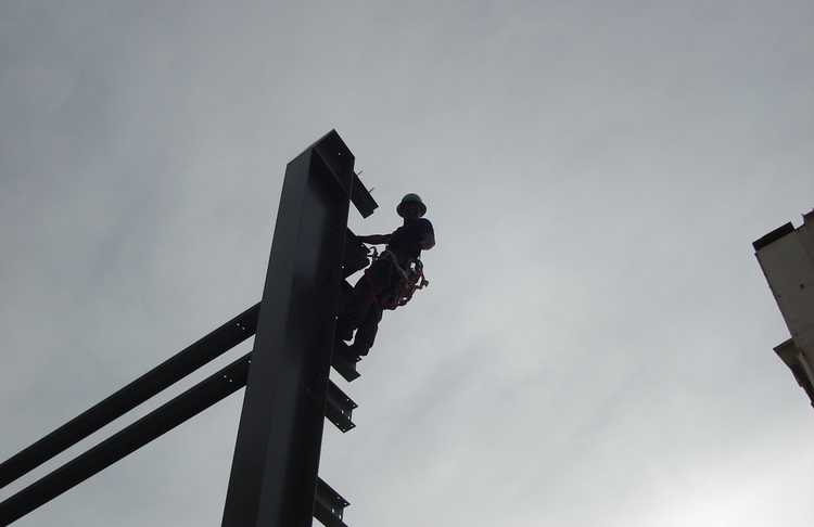 Pascual Steel Erectors Inc Project