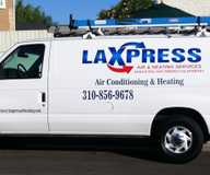 Work by LAXpress Air Conditioning & Heating Services