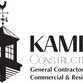 The KAMP Construction Company  logo