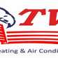 Tvm Heating & A/C logo