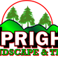 Upright Landscape & Tree logo