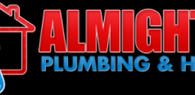 Almighty Plumbing and HVAC logo