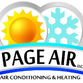 Page Air Inc logo