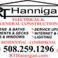 R T Hannigan logo