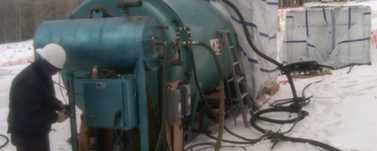 Work by R & L Boilers