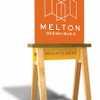 Melton Design Build logo