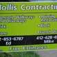 Hollis Contracting logo