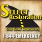 Select Restoration, Inc. logo