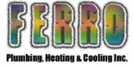 Ferro Plumbing & Heating Co. logo