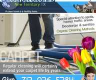 Work by Carpet Cleaning New Territory TX