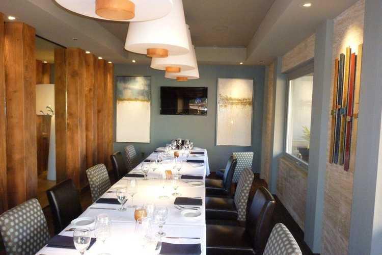 Eddie V's Restaurant - La Jolla Ca