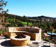 Fireplaces by Pacific Sun Pool 'N Spa