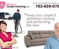 Work by Manassas Carpet Cleaning