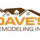 Daves Remodeling Inc logo