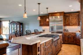 Kitchen Remodeling by Earthwood Custom Remodeling, Inc.
