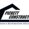 Pickett Construction logo