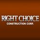Right Choice Construction Corp logo