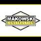 Makowski Construction logo