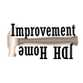 JDH Home Improvement logo