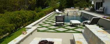 Work by Sandi Fields Landscape Design