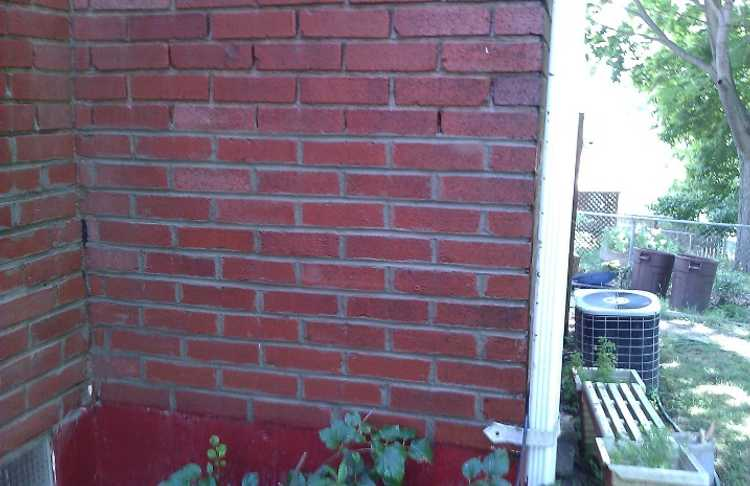Repointing House
