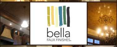 Work by Bella Faux Finishes