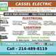 Cassel Electric logo