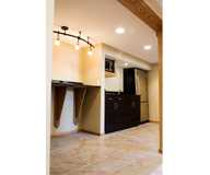 Basement Remodeling by Mitchell Construction, Inc.