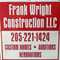 Frank Wright Construction, LLC. logo
