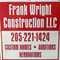 Frank Wright Construction, LLC. logo