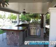 Hardscape by GPT Construction Masonry and Design  Outdoor Kitchen Builder