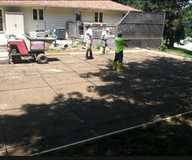 Work by A1 Concrete Leveling and Foundation Repair