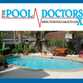 The Pool Doctors logo
