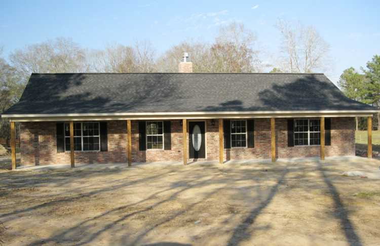 United bilt homes in springdale ar for Home builders in arkansas